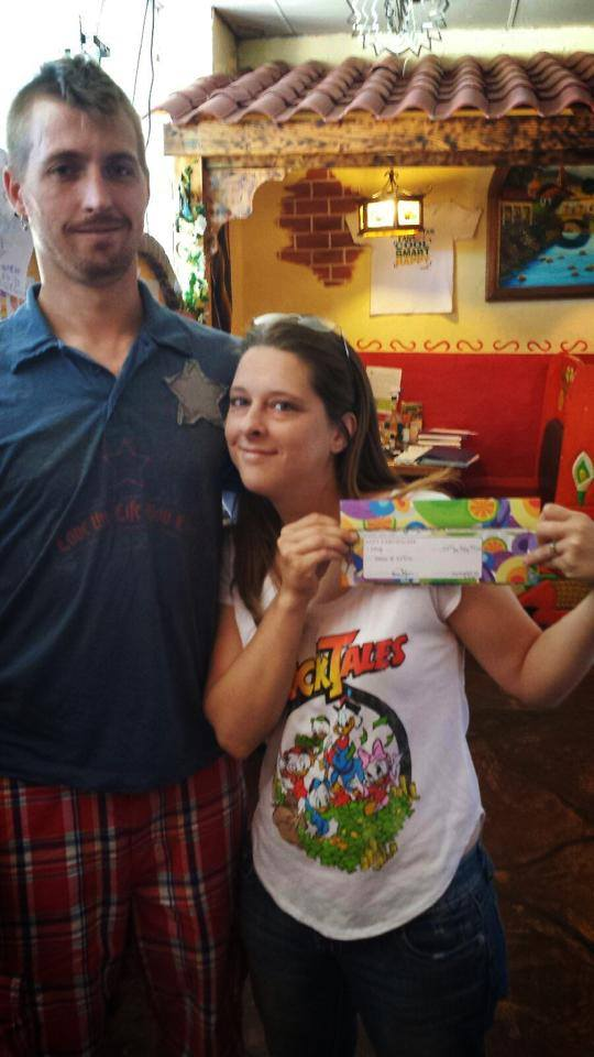 Lucy   our latest gift card winner