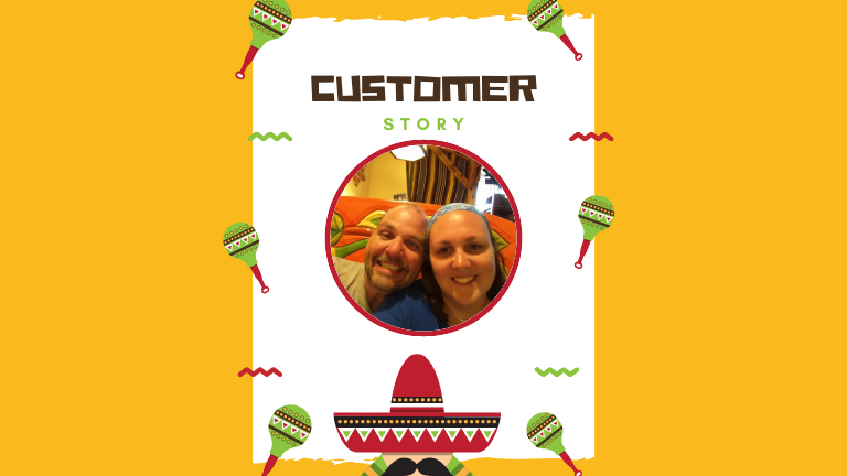 Mary Coram Customer Story 3 Margaritas